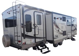 Large Camper Trailer