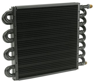 Transmission Cooler - Tube and Fin