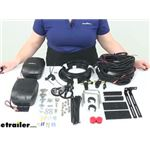 Review of Air Lift Air Suspension Compressor Kit - Automatic Leveling - AL25491