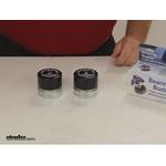Bearing Buddy Trailer Bearings Races Seals Caps - Caps - BB2441SS Review