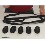 BoatBuckle Tie Down Straps - Trailer - IMF14264 Review
