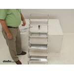 Brophy RV and Camper Steps - Truck Camper - AS04 Review