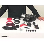 Bulldog Winch Electric Winch - ATV - UTV Winch - BDW15013 Review