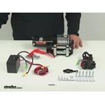 Bulldog Winch Electric Winch - ATV - UTV Winch - BDW15002 Review