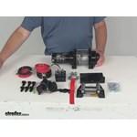 Bulldog Winch Electric Winch - ATV - UTV Winch - BDW15006 Review