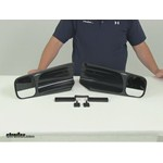 CIPA Custom Towing Mirrors - Slide-On Mirror - CM10200 Review