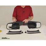 CIPA Custom Towing Mirrors - Slide-On Mirror - CM10800 Review