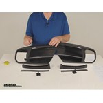 CIPA Custom Towing Mirrors - Slide-On Mirror - CM11300 Review