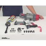 ComeUp Electric Winch - ATV - UTV Winch - CU123922 Review