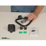 Curt Custom Fit Vehicle Wiring - Trailer Hitch Wiring - C55243 Review