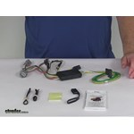 Curt Custom Fit Vehicle Wiring - Trailer Hitch Wiring - C55260 Review