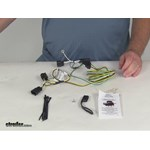 Curt Custom Fit Vehicle Wiring - Trailer Hitch Wiring - C56027 Review