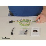 Curt Custom Fit Vehicle Wiring - Trailer Hitch Wiring - C56210 Review