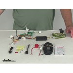 Curt Custom Fit Vehicle Wiring - Trailer Hitch Wiring - C56279 Review