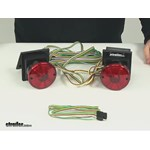 Custer Tow Bar Wiring - Bypasses Vehicle Wiring - EZT20B Review