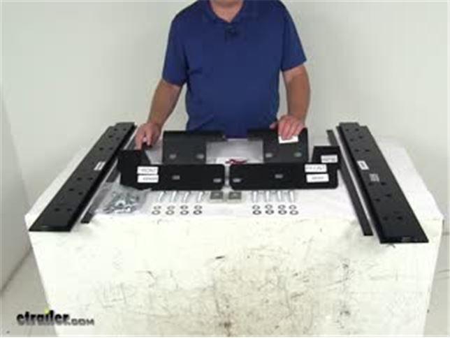 Demco 6012 Slider Installation Kit