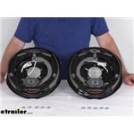 Review of Dexter Axle Trailer Brakes - 12 inch Electric Drum Brake Kit - 23-105-106
