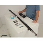 Dexter Axle Trailer Axles - Leaf Spring Suspension - 20440I-ST-72 Review