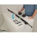 Dexter Axle Trailer Axles - Leaf Spring Suspension - 20545I-EZ-60-10 Review