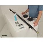 Dexter Axle Trailer Axles - Leaf Spring Suspension - 20545I-EZ-72-15 Review
