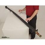 Dexter Axle Trailer Axles - Leaf Spring Suspension - T3584F-EZ-8974 Review