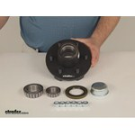 Dexter Axle Trailer Hubs and Drums - Hub - 42655UC1 Review