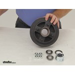 Dexter Axle Trailer Hubs and Drums - Hub with Integrated Drum - 8-173-16UC3-EZ Review