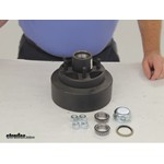 Dexter Axle Trailer Hubs and Drums - Hub with Integrated Drum - 8-173-16UC3 Review