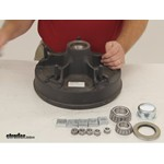 Dexter Axle Trailer Hubs and Drums - Hub with Integrated Drum - 8-174-5UC3 Review