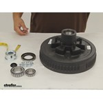 Dexter Axle Trailer Hubs and Drums - Hub with Integrated Drum - 8-201-9UC3-EZ Review