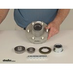 Dexter Axle Trailer Hubs and Drums - Hub - 8-213-51UC1-EZ Review