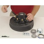 Dexter Axle Trailer Hubs and Drums - Hub with Integrated Drum - 8-219-13UC3 Review