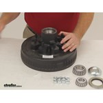 Dexter Axle Trailer Hubs and Drums - Hub with Integrated Drum - 8-219-4UC3 Review