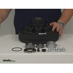 Dexter Axle Trailer Hubs and Drums - Hub with Integrated Drum - 8-219-9UC3 Review