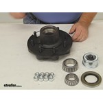 Dexter Axle Trailer Hubs and Drums - Hub - 8-231-9UC1-EZ Review