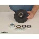 Dexter Axle Trailer Hubs and Drums - Hub - 8-258-5UC1 Review