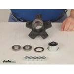 Dexter Axle Trailer Hubs and Drums - Hub - 8-259-5UC1-EZ Review