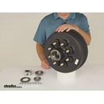 Dexter Axle Trailer Hubs and Drums - Hub with Integrated Drum - 8-285-11UC3 Review