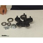 Dexter Axle Trailer Hubs and Drums - Hub - 84555UC1 Review