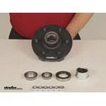 Dexter Axle Trailer Hubs and Drums - Hub - 84655UC1-EZ Review