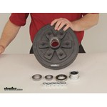 Dexter Axle Trailer Hubs and Drums - Hub with Integrated Drum - 84656UC3-EZ Review