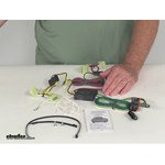 Tekonsha Custom Fit Vehicle Wiring - Trailer Hitch Wiring - 118379 Review