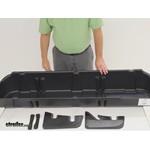Du-Ha Vehicle Organizer - Rear Under-Seat Organizer - DU20075 Review