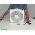 Fantastic Vent 12V Power Accessories - Fan - FV01100WH Review