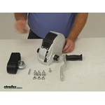 Fulton Trailer Winch - Standard Hand Winch - FW16000101 Review