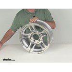 HWT Tires and Wheels - Wheel Only - TTWALS514545 Review