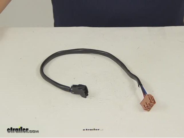 Custom Wiring Adapter For Hayes Brake Controllers