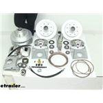 Review of Hydrastar Trailer Brakes - Disc Brakes - HSE7K-T1