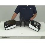 K Source Custom Towing Mirrors - Full Replacement Mirror - KS60113-114C Review