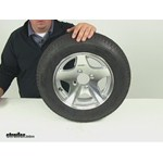 Kenda Tires and Wheels - Tire with Wheel - AM30677 Review